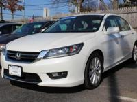 This 2014 Honda Accord Sedan EX is offered to you for
