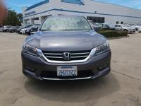 Options:  2014 Honda Accord Sdn Ex|Automatic|2.4L 4-Cyl
