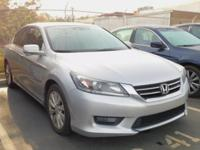 Recent Arrival! Clean CARFAX. This 2014 Honda Accord