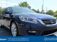 PRICED TO MOVE! This Accord is $1,200 below Kelley Blue