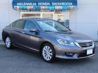 This Honda Certified Accord Sedan EX-L is Priced Below
