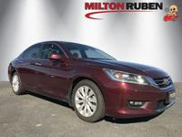 This 2014 Honda Accord Sedan 4dr 4dr I4 CVT EX-L