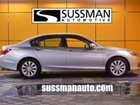 Options:  2014 Honda Accord Ex-L|Check Out This