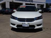 Options:  2014 Honda Accord Sdn Ex-L|If Condition Is