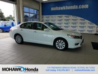 Recent Arrival! This 2014 Honda Accord EX-L in White