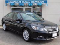 This Honda Certified Accord Sedan EX-L is Priced Below
