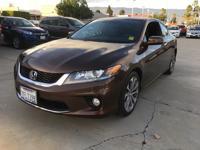 Options:  2014 Honda Accord Cpe Ex-L|Automatic|3.5L