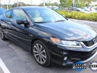 ONE-OWNER, CLEAN CARFAX, SUNROOF, and HONDA CERTIFIED.
