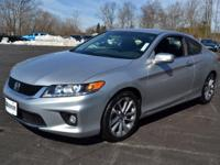 This 2014 Honda Accord Coupe 2dr 2dr V6 Automatic EX-L