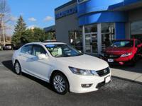 HONDA CERTIFIED--ONE OWNER-- PURCHASED HERE NEW, 2014