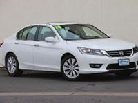 CARFAX 1-Owner, ONLY 38,502 Miles! EX-L trim. EPA 34