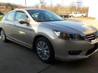 EX-L trim. CARFAX 1-Owner, Honda Certified, Excellent