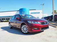 Ed Morse Honda is excited to offer this 2014 Honda