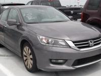 Recent Arrival! Certified. 2014 Honda Accord EX-L