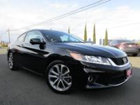 Options:  2014 Honda Accord Ex-L V-6|3.5L V6