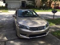 2014 Honda Accord EXL. All original no accidents. Only