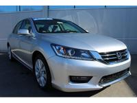 HONDA CERTIFIED, ONE OWNER CLEAN CARFAX, BACKUP CAMERA,