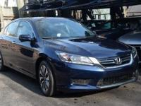New Price! Certified. 2014 Honda Accord Hybrid Still