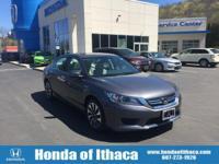 **Honda Certified Pre-Owned! Hybrid EX-L Trim**
