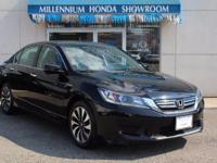 This Honda Certified Accord Hybrid EX-L is Priced Below