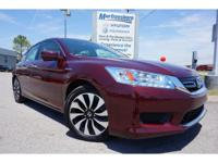 2014  Honda Accord Hybrid Touring EXCLUSIVE LIFETIME
