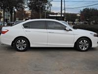 Accord LX, Honda Certified, 4D Sedan, CVT with Sport
