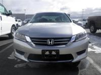 *HONDA CERTIFIED!*. Accord LX. 6spd manual! Dually! Do