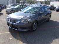 PRICE DROP FROM $16,599, EPA 36 MPG Hwy/27 MPG City!