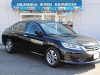 This  Accord Sedan LX  is a New Arrival at Millennium