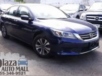 Recent Arrival! Certified. 2014 Honda Accord LX Still