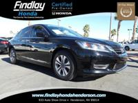 Honda Certified, Excellent Condition, LOW MILES -