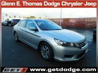 *This 2014 Honda Accord LX is ready for sale! It was