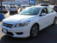 This 2014 Honda Accord Sedan LX is proudly offered by