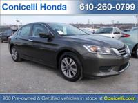 If you are looking for a nearly new 2014 Honda Accord
