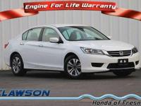 CARFAX 1-Owner, GREAT MILES 35,893! FUEL EFFICIENT 36