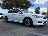 This 2014 Honda Accord Sedan LX will sell fast -Backup