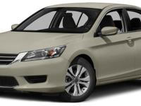 Options:  2014 Honda Accord Lx|Miles: 29911Color: