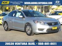 Options:  2014 Honda Accord Sedan Lx|Silver/Black|V4
