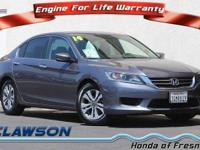 CARFAX 1-Owner, LOW MILES - 36,017! FUEL EFFICIENT 36