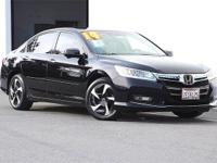 Plug-In Hybrid!!! 2014 Honda Accord!!! 1-Owner,