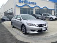 2014 Honda Accord Sdn 4dr Car LX Our Location is: