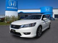 2014 Honda Accord Sedan 4dr Car Sport Our Location is: