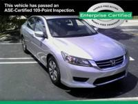 2014 Honda Accord Sedan 4dr I4 CVT LX Our Location is: