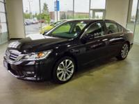 2014 HONDA ACCORD SEDAN SPORT Our Location is: Honda of