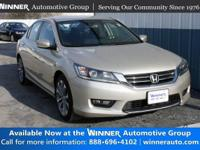 2014 Honda Accord, -LRB-302-RRB-734-8200, CLOTH SEATS,