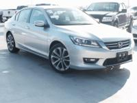 New Price! Certified. 2014 Honda Accord Sport Modern