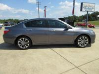 Check out this 2014 Honda Accord Sedan 4dr I4 CVT