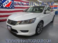 Options:  2014 Honda Accord Sport Our Prices:You`Re