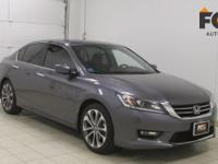This 2014 Honda Accord Sedan Sport is offered to you