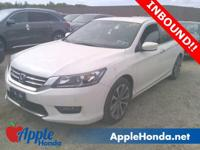 ACCIDENT FREE CARFAX, APPLE CERTIFIED, ONE OWNER,